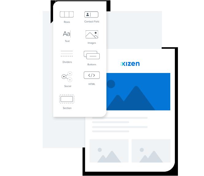 Kizen Content Builder