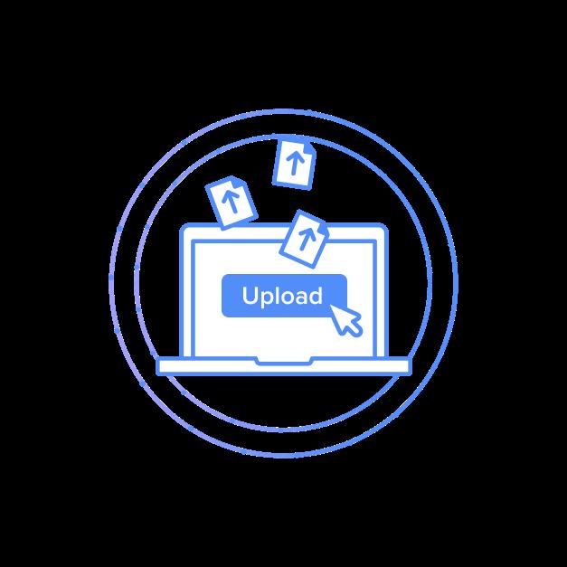 Kizen File Uploader