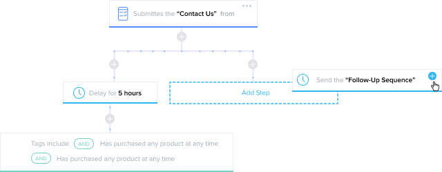 Kizen Automated Form Follow-Up