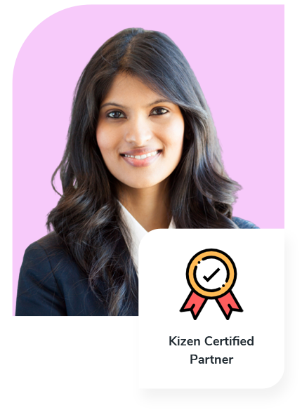 Kizen Certified Partner