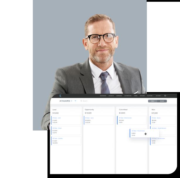Kizen Sales Operations Solutions
